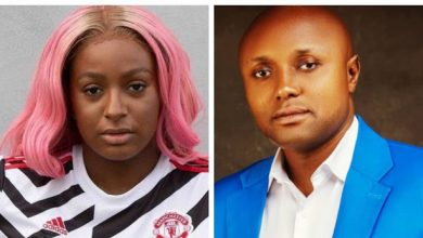 Photo of Isreal Afeare, Davido's aide issues public apology to DJ Cuppy for alleged defamation (VIDEO)