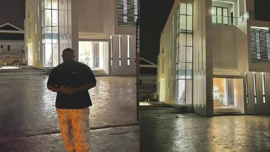 Photo of Singer Donjazzy Shares Photos of His New Mansion [Photos]