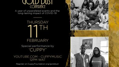 Photo of Cuppy announces first ever online conference, #CuppyGoldDust