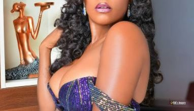 Photo of Nollywood actress urges men to practice polygamy if they enjoy cheating