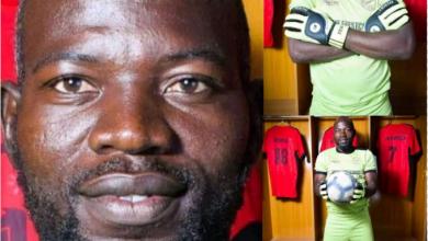 Photo of Gobun Rotduwe: Nigerians react to photo of 25-year-old Jos goalkeeper