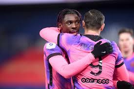 Photo of Kean sends PSG top of Ligue 1