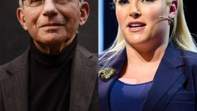 Photo of Meghan McCain calls to fire Fauci for 'inconsistent messaging' on Covid-19 –