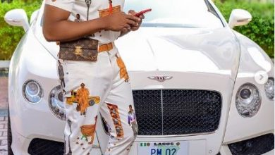 Photo of Pretty Mike bares thoughts on Churchill's union with former PA, Rosy Meurer