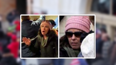 Photo of Capitol riot: Feds fight release of woman seen in video wearing pink hat