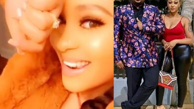 Photo of Rosy Meurer reacts to reports she snatched Tonto Dikeh's ex-husband, Olakunle Churchill
