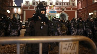 Photo of Russia expels European diplomats over Navalny protests