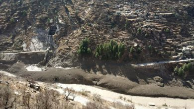 Photo of 150 feared dead, more stranded as glacier burst sparks massive flood in northern India