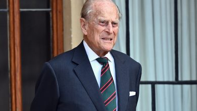 Photo of Prince Philip hospitalised after feeling unwell, says Buckingham Palace