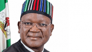Photo of Buhari Is the President of Fulani, His Body Language Shows That – Ortom