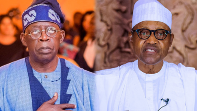 Photo of Tinubu Speaks On Insecurity after Meeting with President Buhari