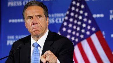 Photo of Ocasio-Cortez, other NY leaders join calls for Cuomo's resignation