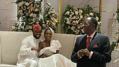 Photo of Debola Williams weds daughter of former Ogun state governor, Gbenga Daniels (PHOTOS)