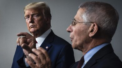 Photo of Trump says he 'didn't really listen' to Dr. Fauci on Covid-19, blasts him as 'self-promoter'