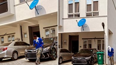 Photo of Rexxie, Nigerian producer acquires house in Lagos