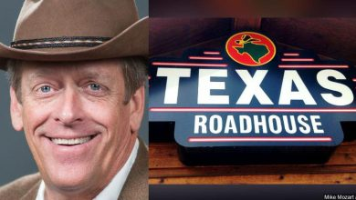 Photo of Covid-19: Texas Roadhouse founder Kent Taylor dies