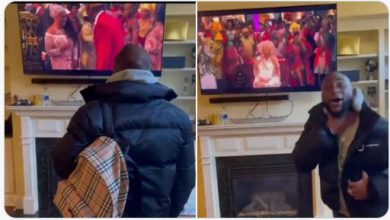 Photo of Davido watches self perform in Coming 2 America (VIDEO)