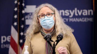 Photo of US Senate confirms first transgender doctor Rachel Levine for key post