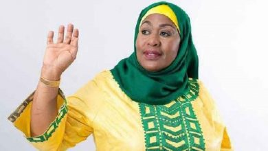 Photo of Tanzania's VP Becomes First Female President in East Africa