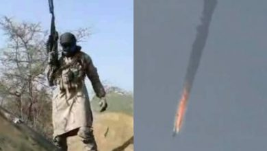 Photo of The Boko Haram Video on Crashed NAF Jet Is From A '2012 Incident in Syria' – Hugo Kaaman