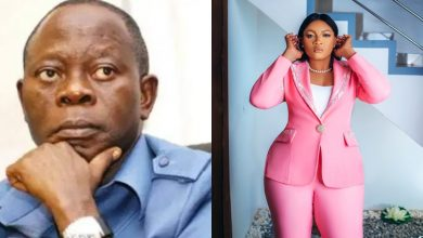 Photo of Omotola Jalade opens up on alleged affair with Adam Oshiomole
