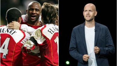 Photo of Arsenal 'Invincibles' in collaboration with Spotify owner, Daniel Ek in bid to buy Arsenal