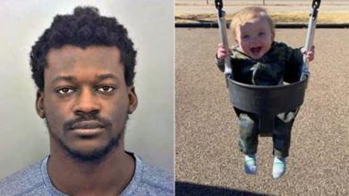 Photo of Babysitter arrested after killing toddler with wrestling move