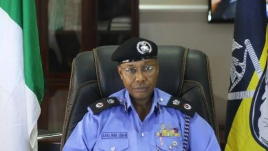 Photo of IGP Baba Laments On police Stations Attack