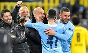 Photo of Manchester City, Real Madrid through to UCL semi-finals