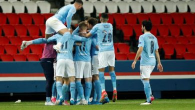 Photo of Manchester City eye Champions League final after 2-1 win at PSG