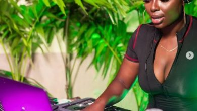 Photo of DJ TGarbs, Fireboy's personal disc jockey eulogize physique, reveals she got thick