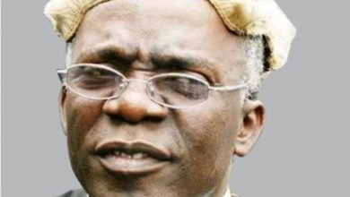 Photo of Reason U.S Govt May Not Help Buhari – Falana