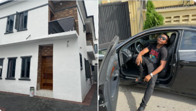 Photo of Olakira acquires first house, new car