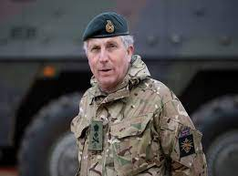 Photo of UK Military Chief Disappointed over US Withdrawal from Afghanistan