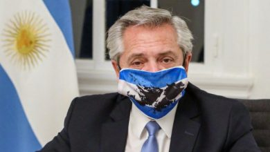 Photo of Argentine president Fernandez, tests positive for Covid-19