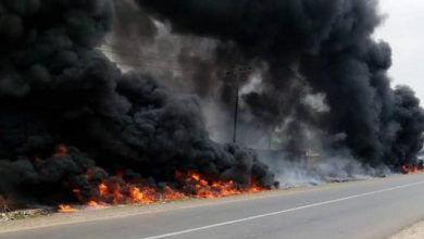 Photo of Many Dead As Fuel Tanker Explodes In Benue