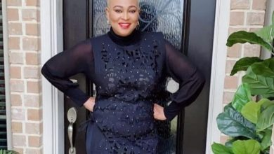 Photo of Actress, Bukky Wright Receives Range Rover Car Gift from Son