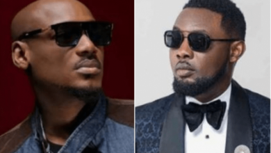 Photo of AY, 2Face Idibia Joins Others to Celebrate Birthday of a Disabled Man