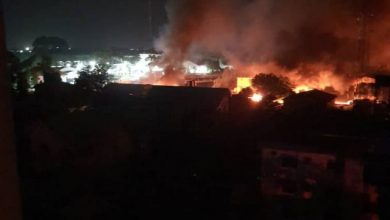 Photo of Explosion Rocks Port Harcourt as City Thrown Into Darkness