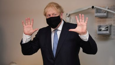 Photo of UK denies report that PM Johnson said 'let the bodies pile high'