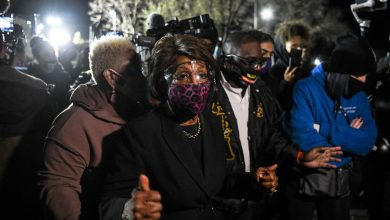 Photo of Maxine Waters comments about Chauvin could get case thrown out on appeal, but denies motion for mistrial, says judge