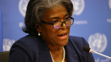 """Photo of Linda Thomas-Greenfield, Joe Biden's ambassador to the United Nations, is facing criticism after saying; """"the original sin of slavery weaved white supremacy"""" into"""