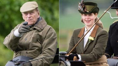 Photo of What Lady Louise will inherit from Prince Philip after his passing