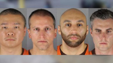 Photo of Derek Chauvin: 3 other Minneapolis police officers await trial