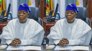 Photo of Nigeria Shall Rise Again — Oyetola