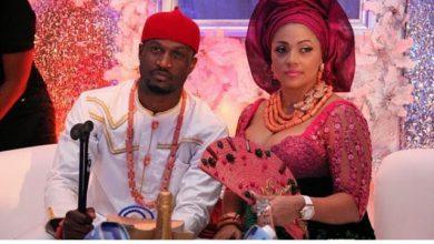 Photo of Peter Okoye Reveals How He Met His wife Lola