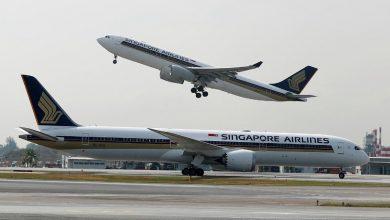 Photo of Covid-19: Hong Kong bars incoming Singapore Airlines flights