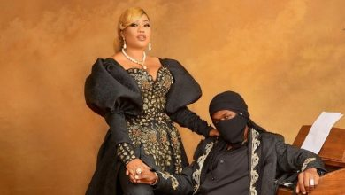 Photo of Toyin Lawani Shares Pre-wedding Photos with Her Man