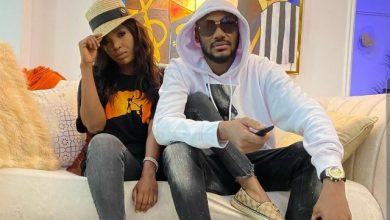 Photo of Annie Idibia praises Tuface for being a Great Father to his 7 kids