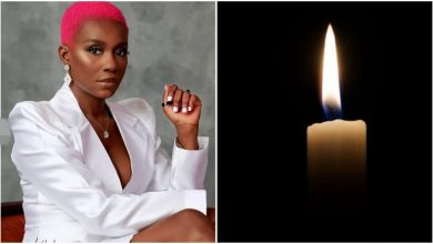 Photo of Ada Karl loses brother on her 36th birthday